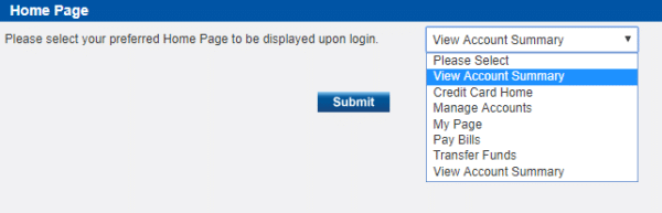Metrobank Direct Online Banking Home Quick Access Page